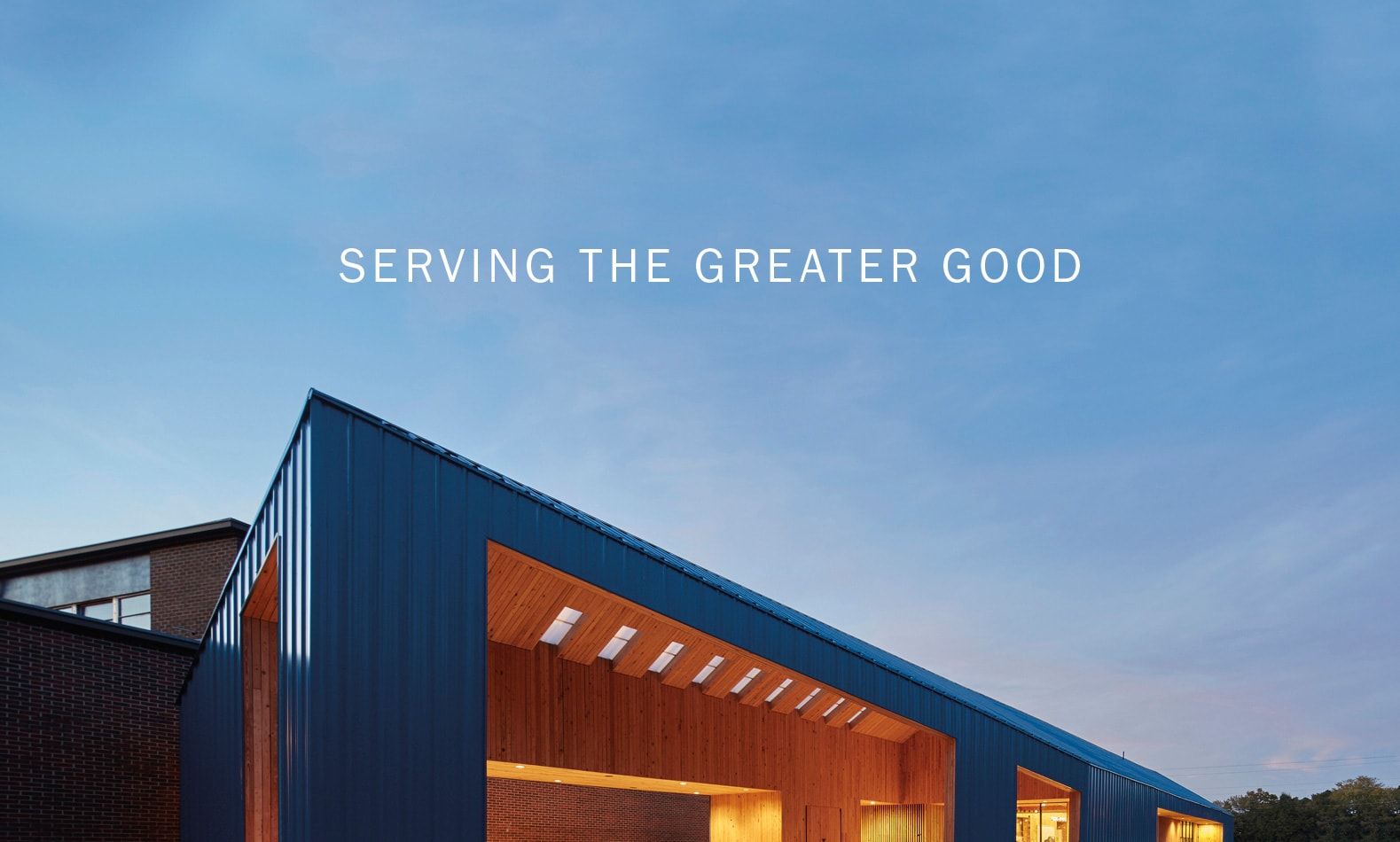 serving the greater good