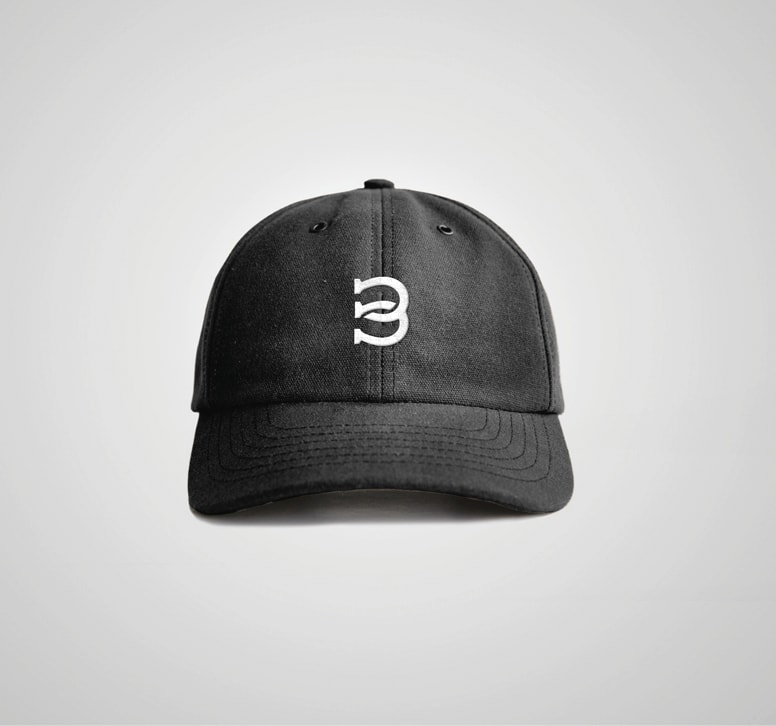 Blackmule hat