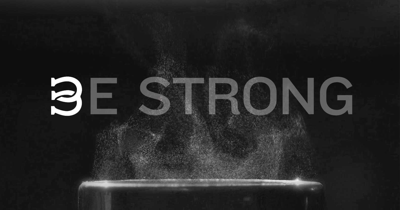 be strong graphic
