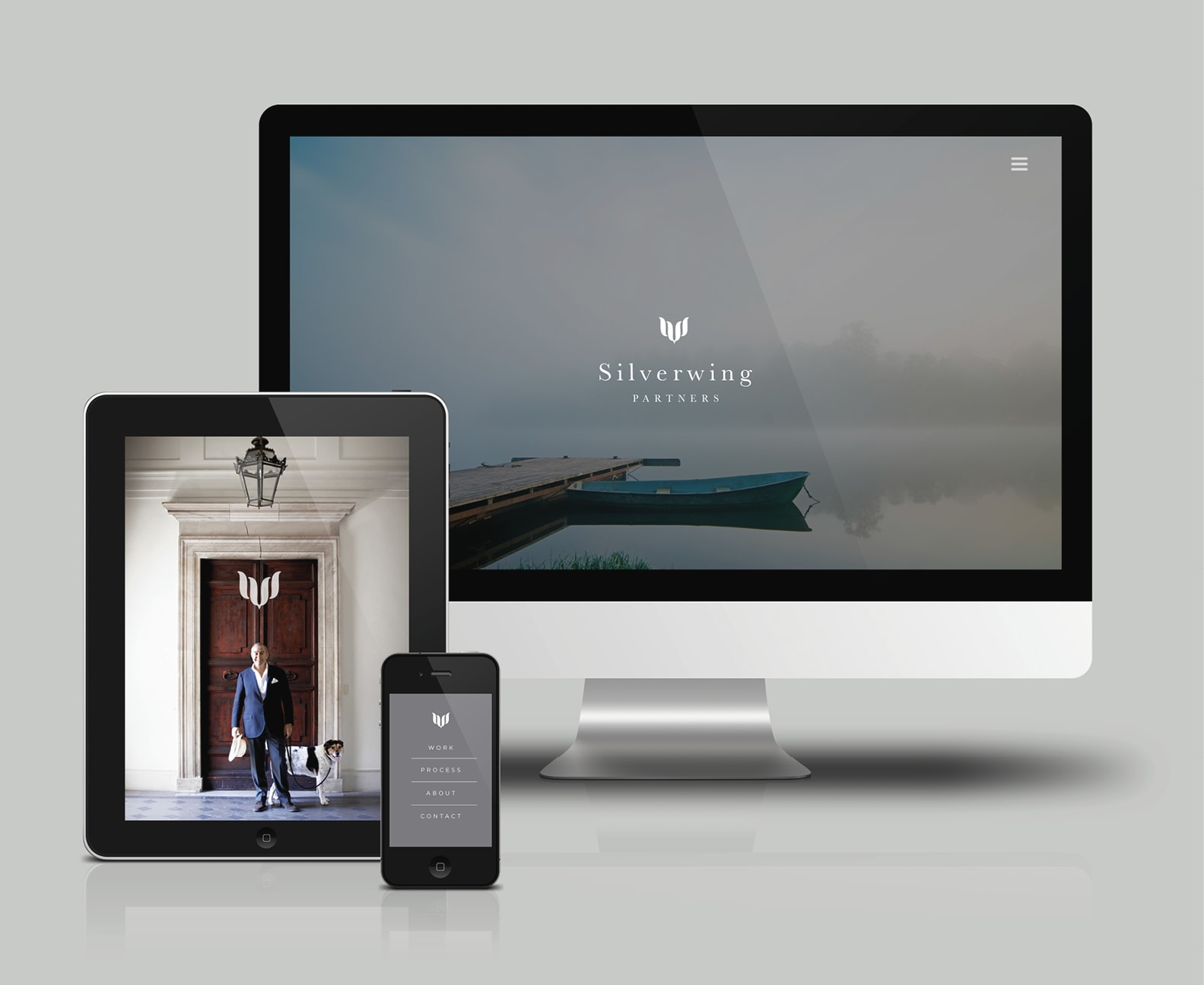 website on devices