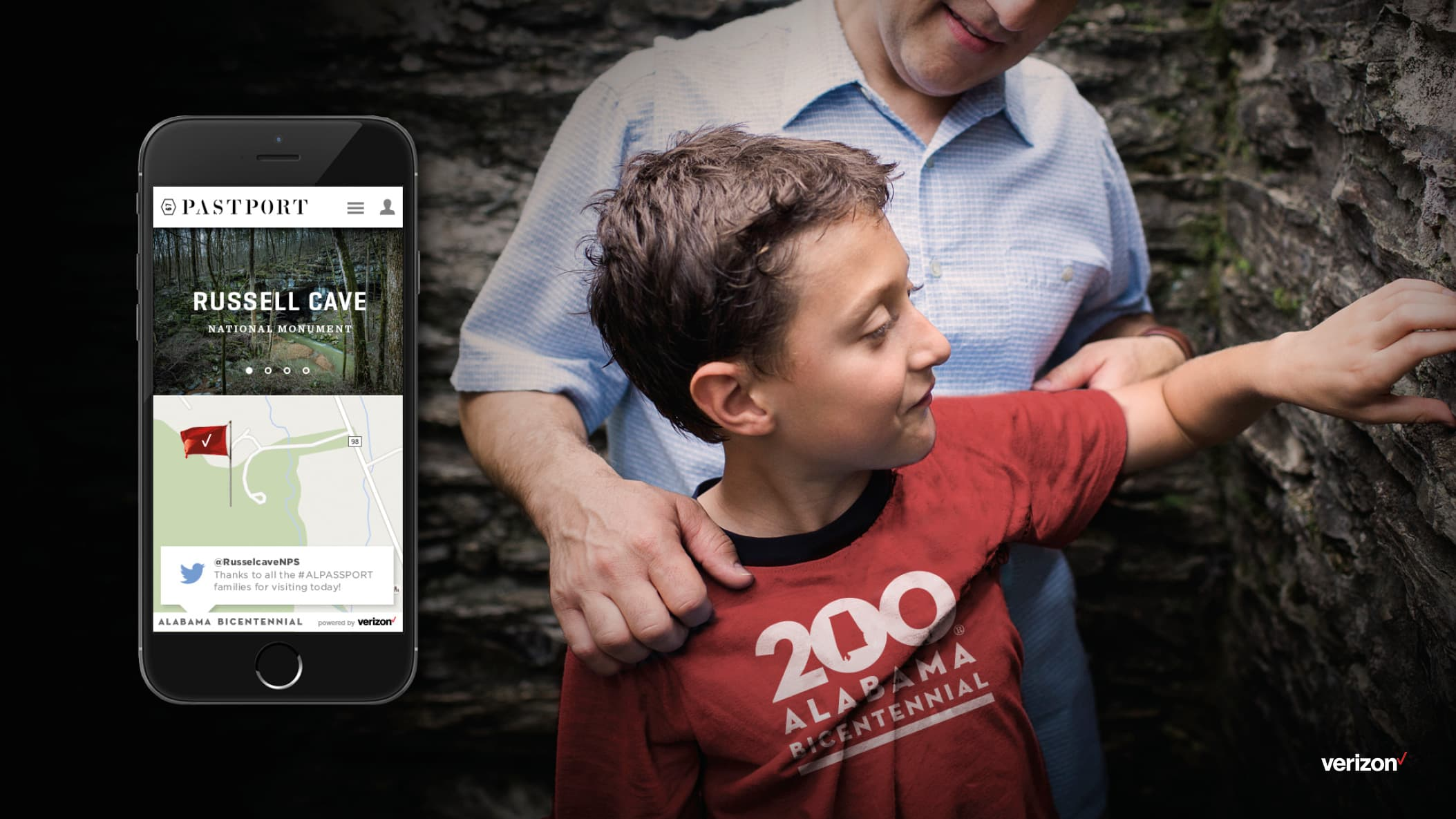 child using app