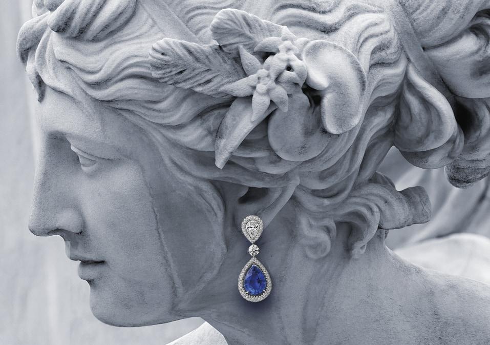 Marketing design for Stephen Fox Jewelry