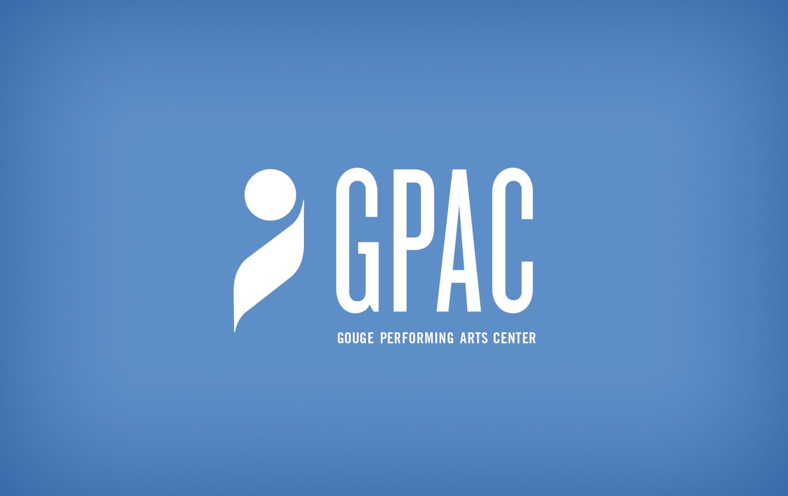 GPAC Logo in white